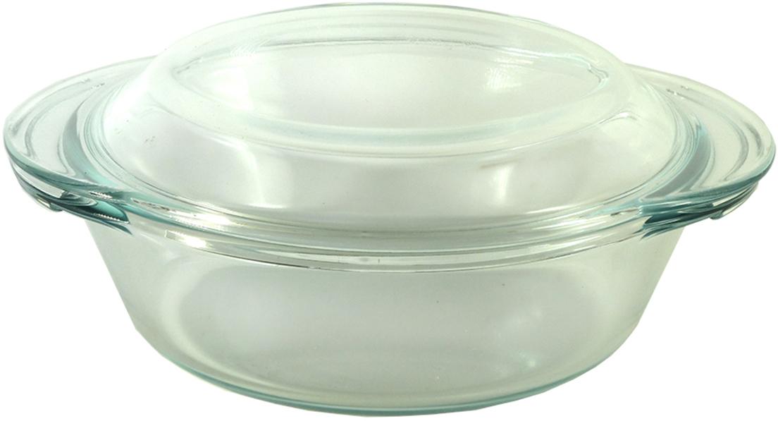 Кастрюля VGP, тонкостенная, с крышкой, 1 л0061Кастрюля тонкостенная объемом 1 л изготовлена из термостойкого и экологически чистого стекла. Изделие применяется для приготовления пищи в духовке, жарочном шкафу и микроволновой печи. Пригодно для хранения и замораживания различных продуктов.