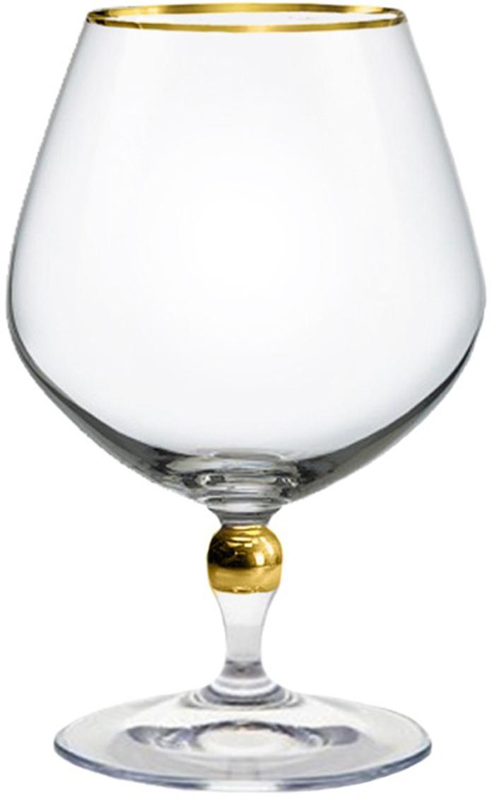 """Бокалы для бренди Bohemia Crystal коллекции """"Кармен"""" порадуют не только вас, но и ваших гостей. Они обладают привлекательным внешним видом, а материалом их изготовления является высококачественное хрустальное стекло. Кроме того, красоту бокала подчеркивает элегантная форма ножки. Объем бокала 400 мл. Количество в упаковке 6 шт."""