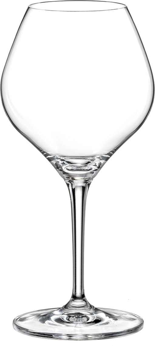 """Набор бокалов для вина """"Amoroso"""" поможет удобно пить этот напиток и правильно подавать его на стол в праздники. Всего в комплект включено два изделия. Форма привычная круглая. Стоят бокалы на тонких и изящных ножках. Они прочно прилегают к поверхности, не скользят по ней. Богемское стекло, из которого изготовлена основная часть бокала, выглядит стильно и прослужит долгие годы. На нём сложно оставить царапины, любые загрязнения быстро вытираются."""
