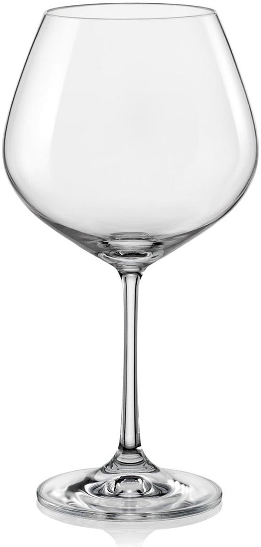 Набор бокалов для вина Bohemia Crystal Виола, 570 мл, 6 шт rostok visa набор для выращивания виола