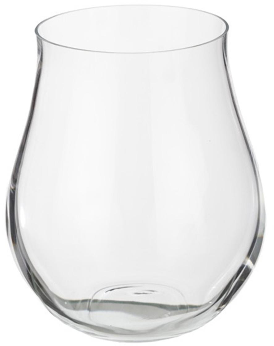 Набор стаканов Attimo изготовлен из чешского бесцветного стекла, которое по своим качества не уступает хрусталю, без декора, чаша бокала имеет легкий изгиб. Набор стаканов Attimo послужит прекрасным подарком для родных и близких. Количество в упаковке 6 шт. Объем 320 мл.