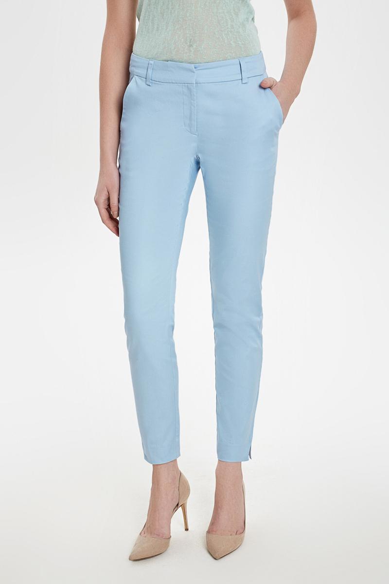 Брюки женские Concept Club Glasier, цвет: голубой. 10200160289_400. Размер L (48) брюки concept club concept club co037ewwfd42