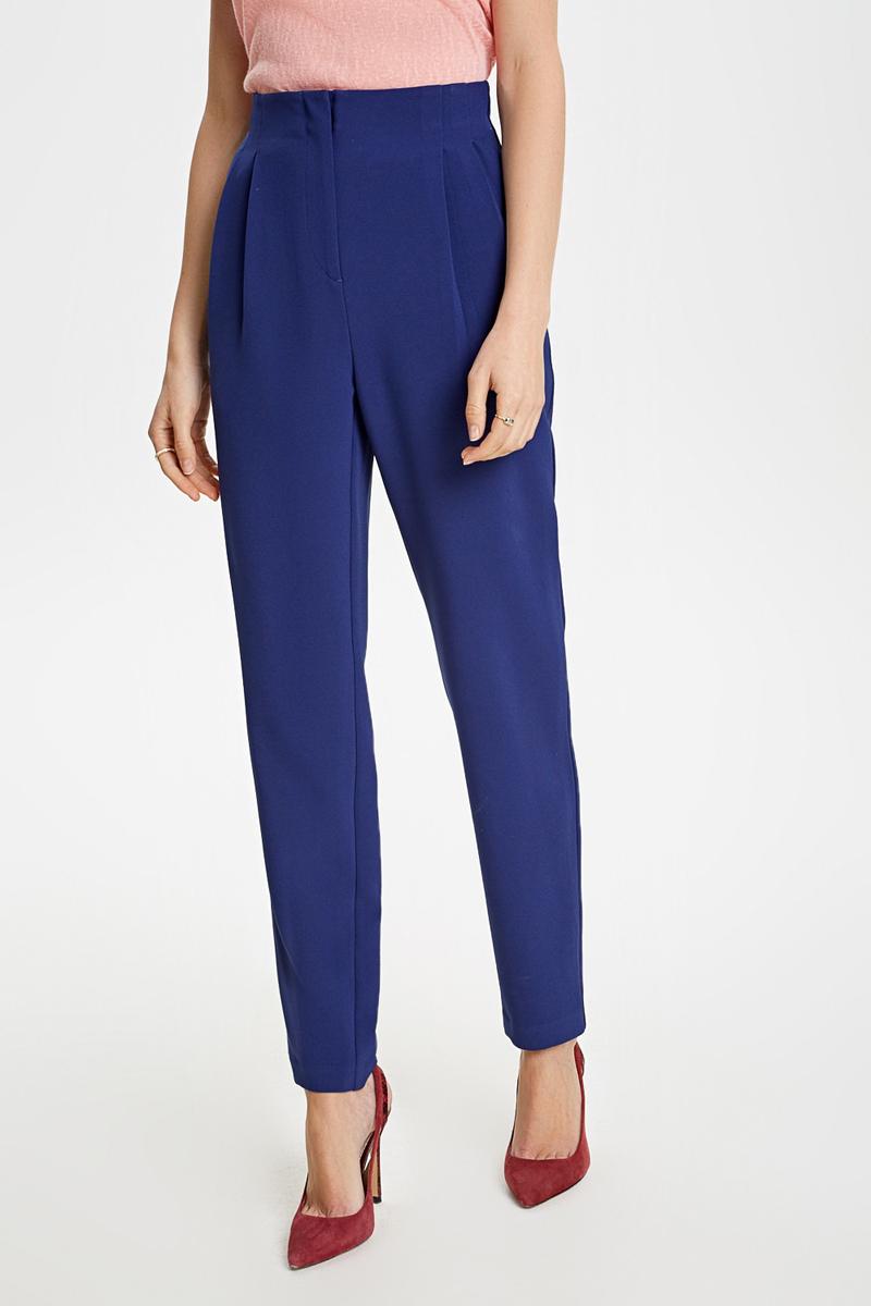 Брюки женские Concept Club Nise, цвет: синий. 10200160293_600. Размер XL (50) женские брюки pants 2015 zd44500