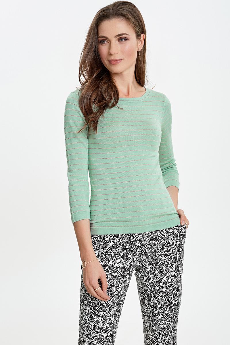 Джемпер женский Concept Club Staten, цвет: мятный. 10200310172_2300. Размер XL (50) цена 2017