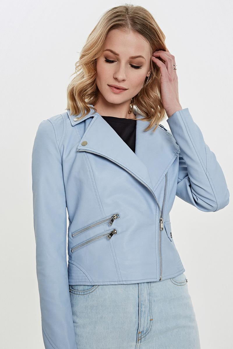 Куртка женская Concept Club Cur, цвет: голубой. 10200130147_400. Размер M (46) куртка quelle concept club 1034764