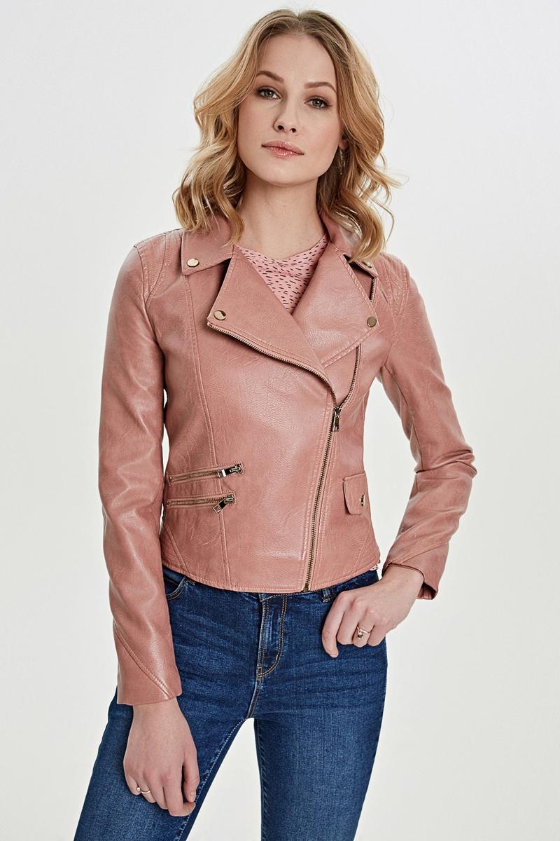 Куртка женская Concept Club Cur, цвет: темно-розовый. 10200130146_3400. Размер S (44) куртка quelle concept club 1034764