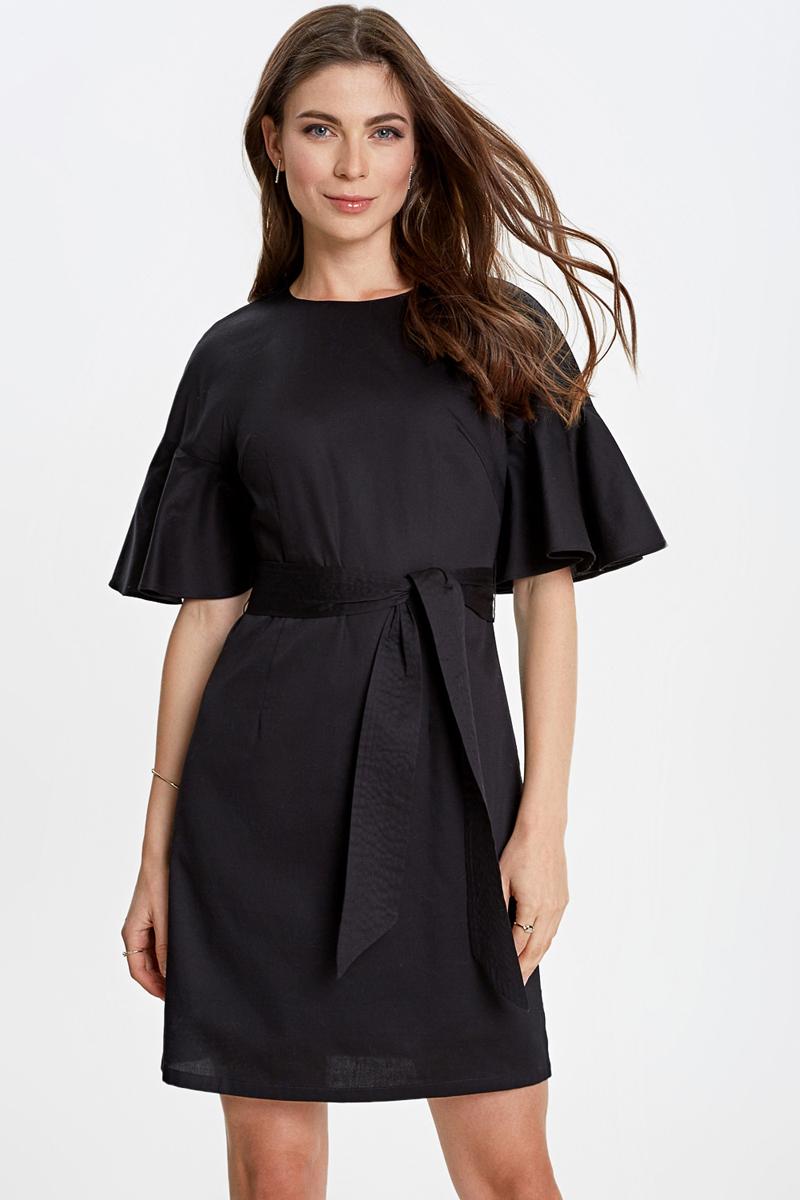 Платье Concept Club Emba, цвет: черный. 10200200456_100. Размер L (48)