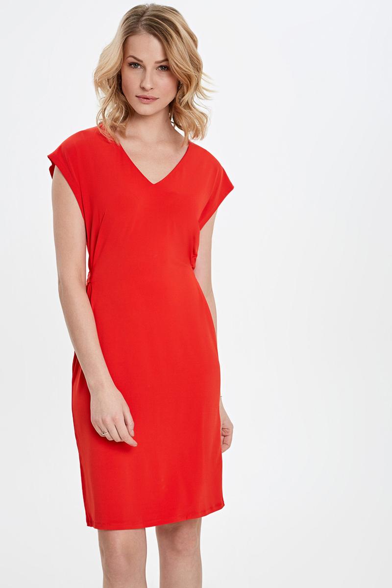 Платье Concept Club Kessy, цвет: красный. 10200200441_1500. Размер L (48) лонгслив concept club concept club co037ewsui34