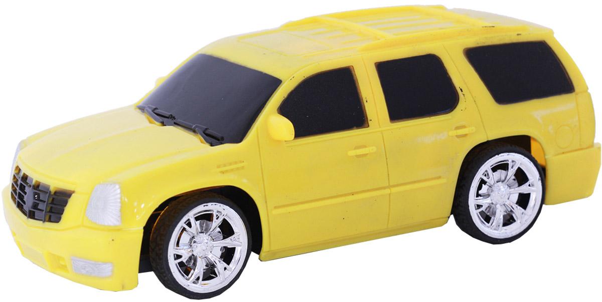 Taiko Машина легковая на радиоуправлении цвет оранжевый 0392