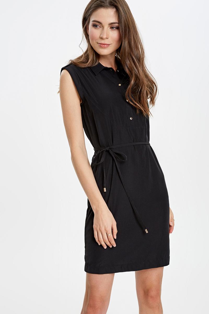 Платье Concept Club Nardi, цвет: черный. 10200200453_100. Размер M (46)