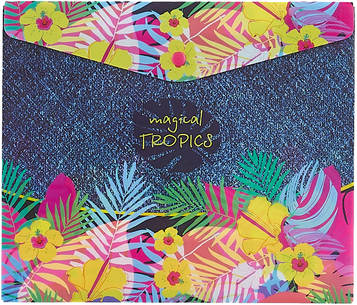 Limpopo Папка для тетрадей Magical Tropics
