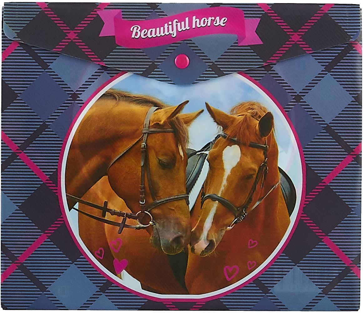 Limpopo Папка для тетрадей Лошадки