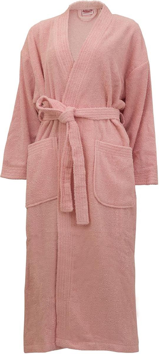 Халат Hobby Home Collection Smart, цвет: розовый. 15010018. Размер XL (/52)