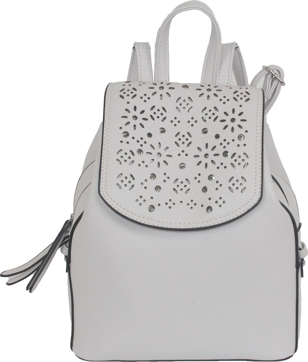 Рюкзак женский Flioraj, цвет: бежевый. 1141-007/410