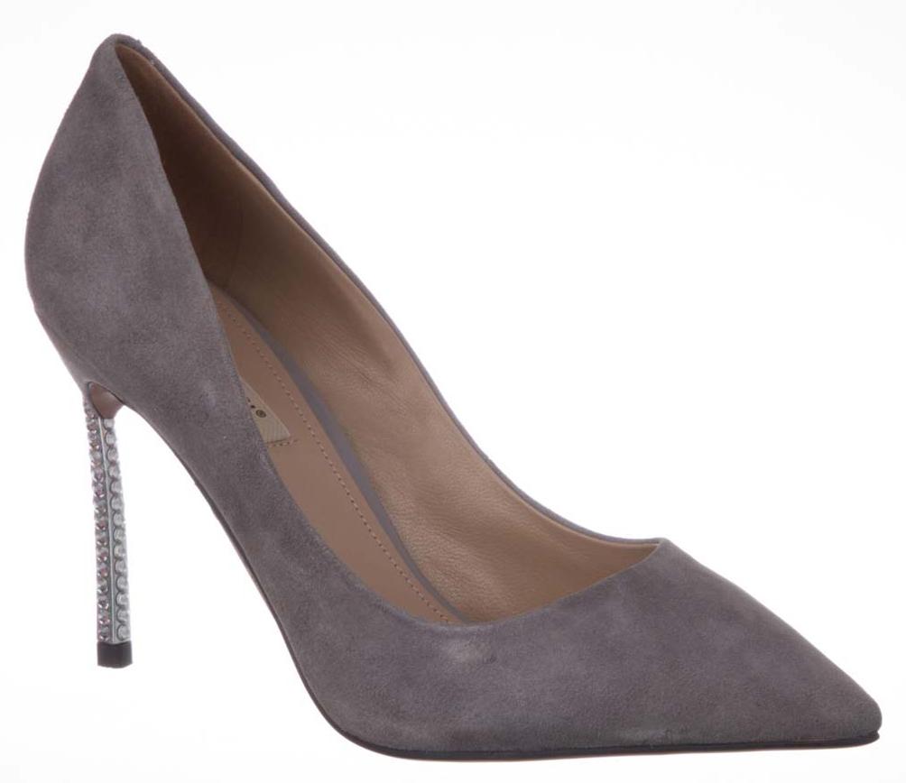Туфли женские Vitacci, цвет: серый. 185191. Размер 39