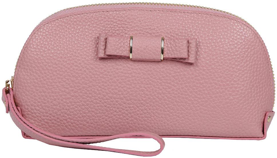 Косметичка женская Fabretti, цвет: розовый. 763SZB1-pink
