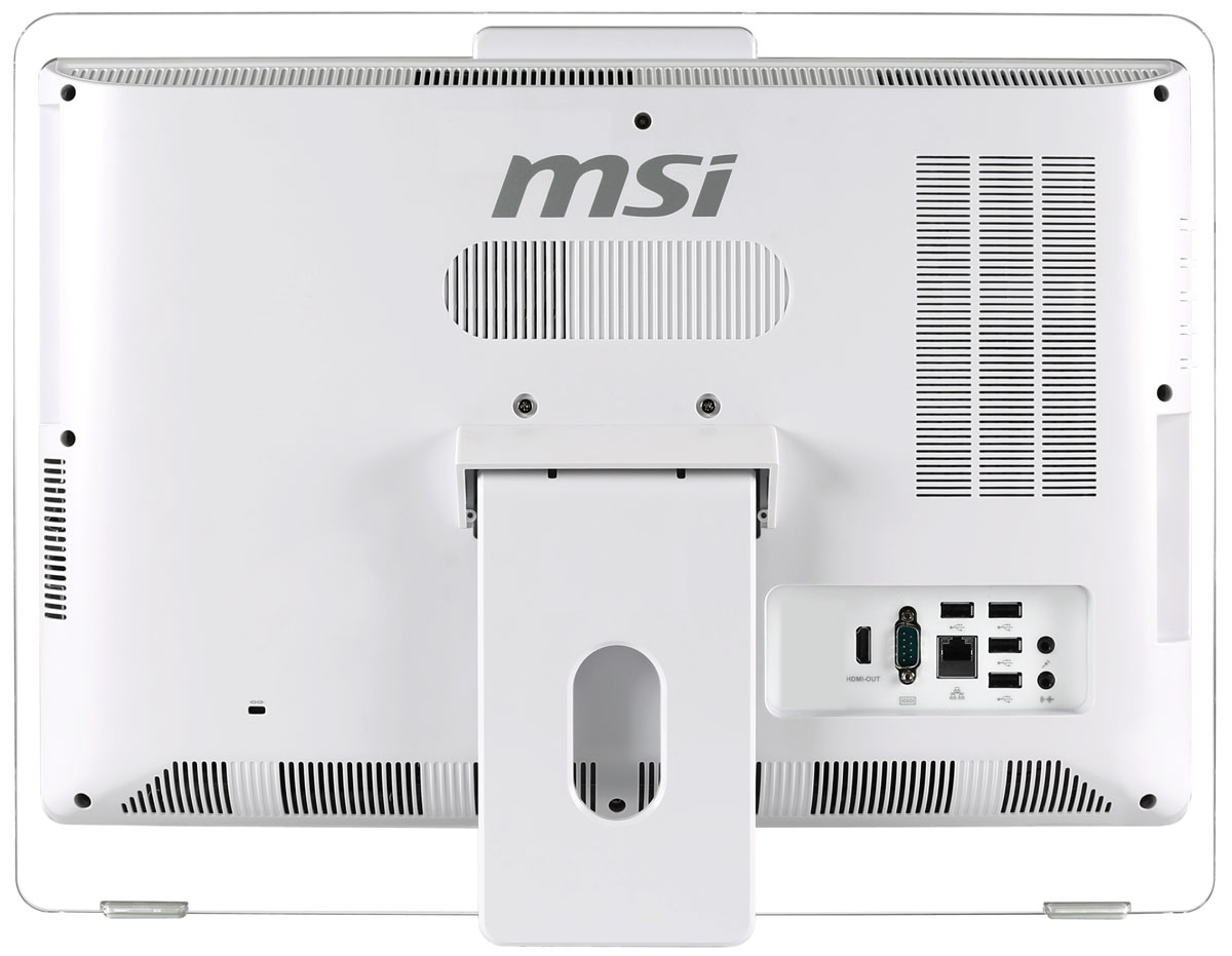 MSI Pro 20ET 4BW-072RU, Whiteмоноблок MSI