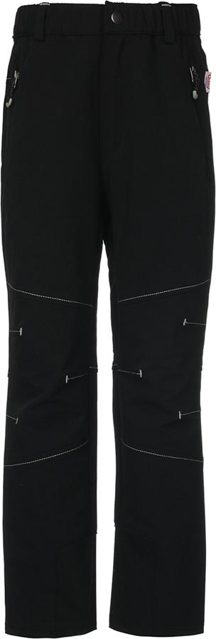 Брюки утепленные для мальчика Oldos Active Орион, цвет: черный. 3ASH8PT06. Размер 152, 11 лет 7 месяцев