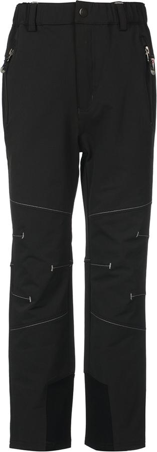 Брюки утепленные для мальчика Oldos Active Орион, цвет: серый. 3ASH8PT06. Размер 146, 11,5 лет3ASH8PT06Детские весенние брюки из коллекции от Oldos Active. Легкие брюки анатомического кроя с водоотталкивающей пропиткой прекрасно подойдут для прогулок весной. Изнаночная сторона с начесом. Пояс с внутренней резинкой застегивается на кнопку, гульфик на молнии. Удобные карманы на молнии. Брюки подходят для повседневной носки.