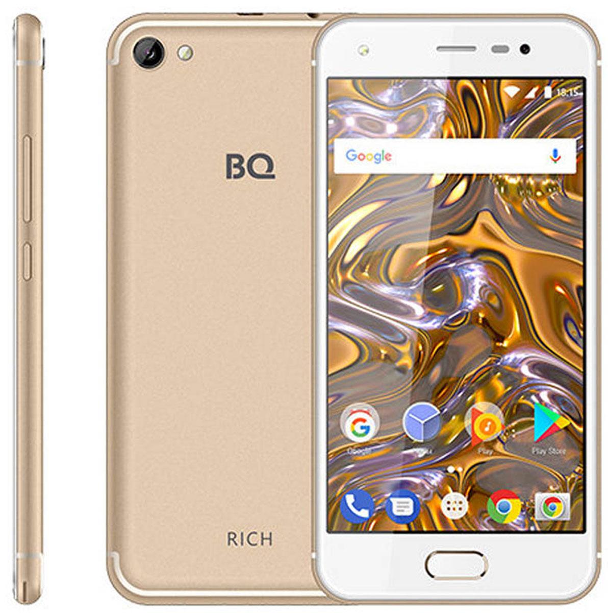 BQ 5012L Rich, Gold