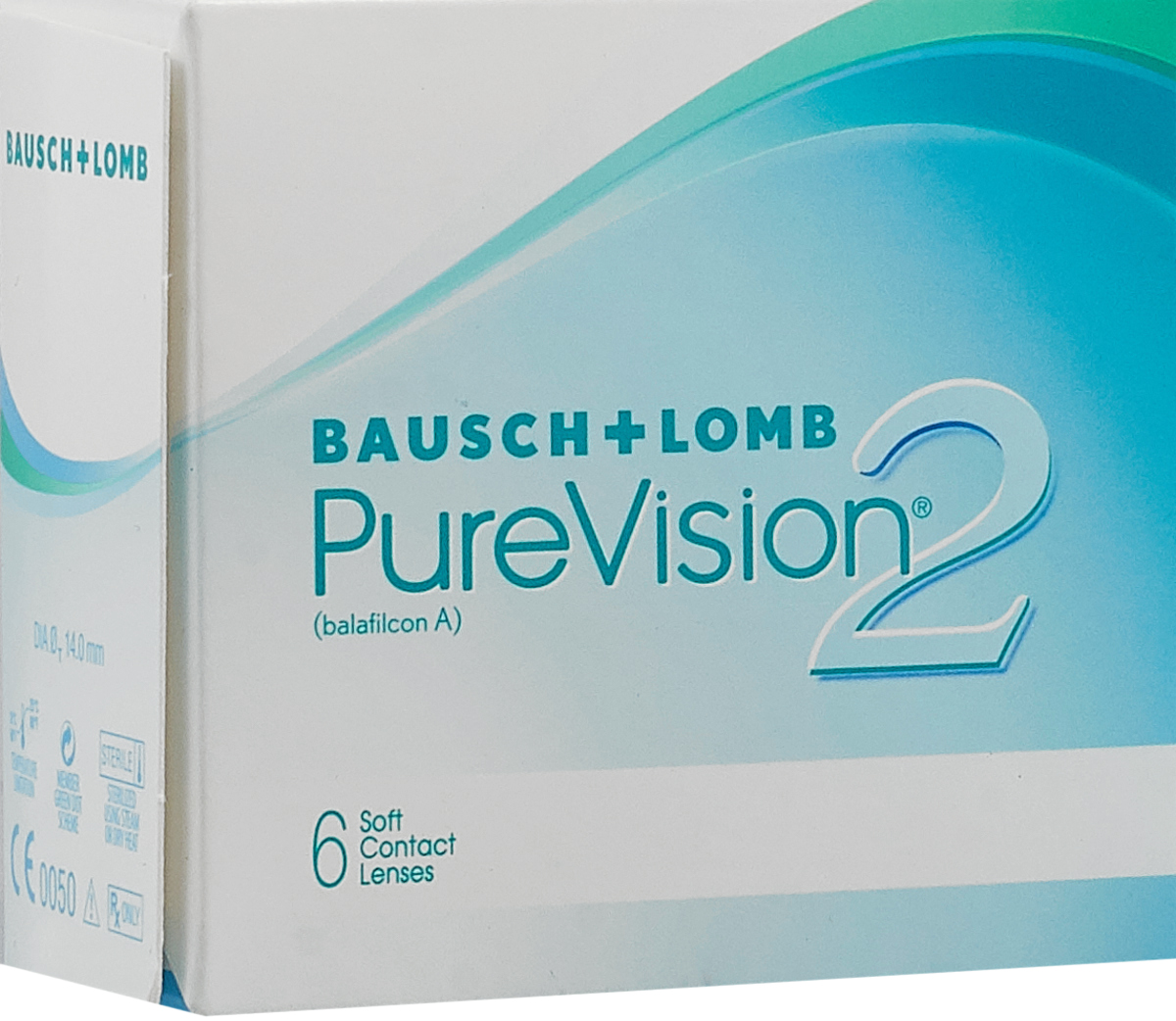 Bausch + Lomb контактные линзы Pure Vision 2 (6шт / 8.6 / - 1.25)38261Асферические контактные линзы Pure Vision 2 с высокой оптической четкостью создавались, чтобы производить коррекцию сферическойаберрации, что позволит добиться великолепной четкости зрения. Сферическая аберрация может стать причиной понижения остроты зрения,особенно в условии плохой освещенности, что может привести к ухудшению зрения и засвету. Так же, используя оптику High Definition, выобретете четкое и хорошее зрение, особенно в условии плохой видимости.Данная линза - наиболее тонкая, представленная в настоящее время на рынке. Она имеет тончайший закругленный край, что дает возможностьабсолютно не ощущать их при ношении. Комфортное ношение обеспечивается при помощи технологии ComfortMoist. Представленные линзыупаковывают в блистер с уникальным раствором, который хорошо увлажняет линзу, обеспечивая максимально возможное комфортное ношение.Замена через 1 месяц. Характеристики:Материал: балафилкон А. Кривизна: 8.6. Оптическая сила: - 1.25. Содержание воды: 36%.Диаметр: 14 мм. Количество линз: 6 шт. Размер упаковки: 7,5 см х 7 см х 4 см. Производитель: США.Товар сертифицирован.Уважаемые клиенты! Обращаем ваше внимание на то, что упаковка может иметь несколько видов дизайна. Поставка осуществляется взависимости от наличия на складе.Контактные линзы или очки: советы офтальмологов. Статья OZON Гид