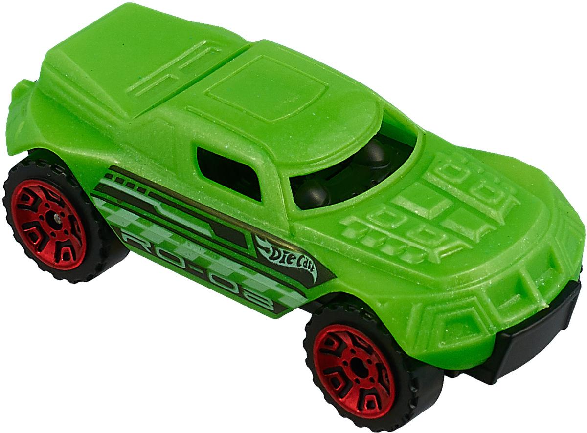 Big Motors Супер машинка цвет салатовый вид 2