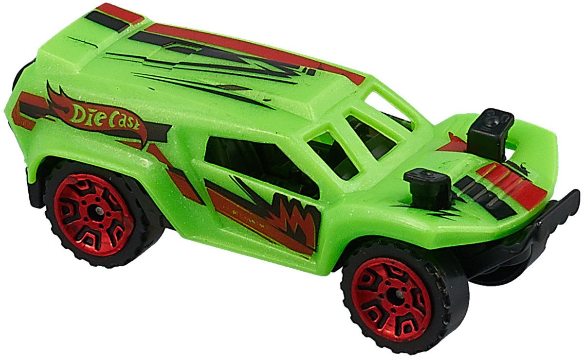 Big Motors Супер машинка цвет салатовый вид 3