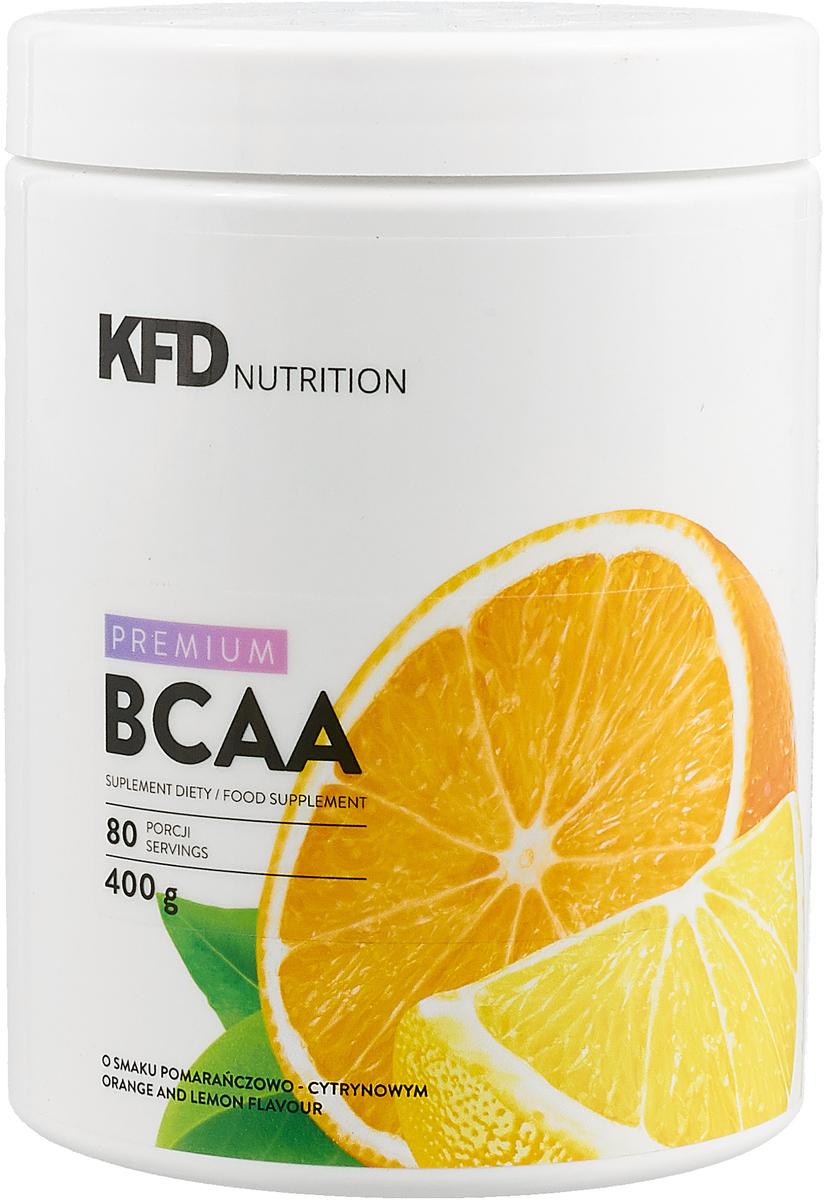 Аминокислоты KFD Premium ВСАА, апельсиново-лимонный, 400 г5901947661130KFD Premium BCAA это смесь аминокислот с разветвленной цепью (L-лейцин, L-валин и L- изолейцин) в соотношении 2:1:1. Как и во всех продуктах KFD, в нем нет красителей иливредных или бесполезных добавок.СПОСОБ УПОТРЕБЛЕНИЯ: одну порцию – 10 г (2 мерные ложки без верха) нужно всыпать вемкость с 150 – 200 мл холодной воды и размешать. Употреблять соответственноиндивидуальным потребностям, не чаще 3 раз в день, например, перед и после тренировкии/или утром перед едой, сразу после приготовления.УСЛОВИЯ ХРАНЕНИЯ: В плотно закрытой таре, в сухом и хорошо проветриваемом помещениипри комнатной температуре, в недоступном для детей в возрасте до 14 лет месте. Этот продукт не должен употребляться детьми в возрасте до 14, беременными женщинами илюдьми с болезнями почек и / или печени. Этот продукт содержит подсластители.ПИЩЕВАЯ ЦЕННОСТЬ 100 г 10 г (одна порция) Энергетическая ценность 320 ккал (1340 кДж) 32 ккал (139 кДж) Белки 80 г 8 г Жиры 0 г 0 г Углеводы 0 г 0 г L-лейцин 40 г 4000 мг L-валин 20 г 2000 мг L-изолейцин 20 г 2000 мгСостав: L-лейцин, L-валин, L-изолейцин, рапсовый лецитин,регулятор кислотности - лимонная кислота, ароматизатор, подсластители - сукралоза истевиогликозиды.Товар не является лекарственным средством. Товар не рекомендован для лиц младше 18 лет. Могут быть противопоказания и следует предварительно проконсультироваться соспециалистом.