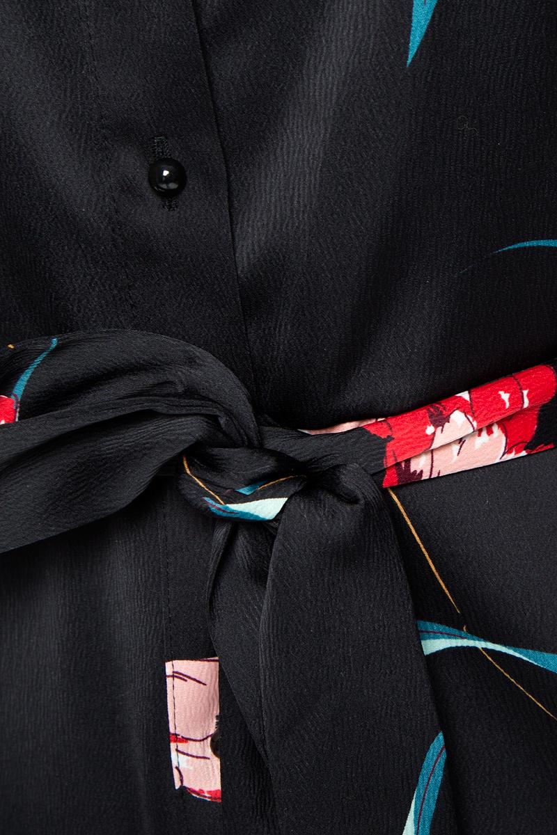 Платье женское adL, цвет:  черный.  12433650000_201.  Размер S (42/44)