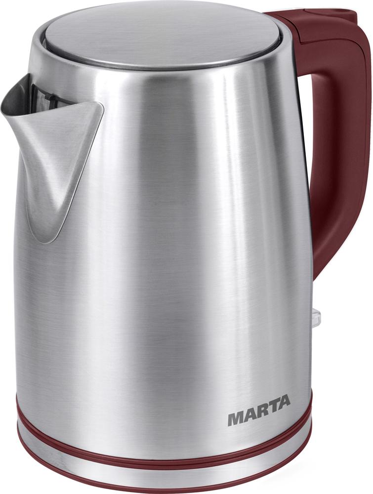 izmeritelplus.ru: Marta MT-1092, Red Garnet чайник электрический