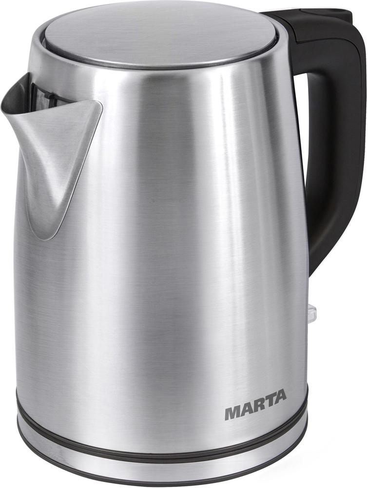 Marta MT-1092, Black Pearl чайник электрический marta mt 1509 white pearl миксер