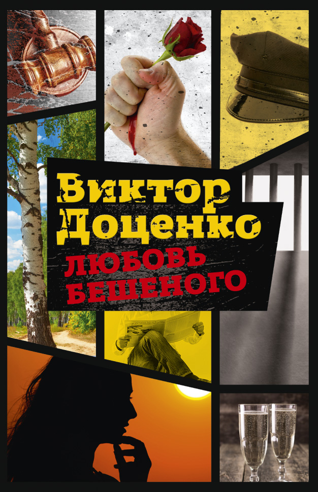 Zakazat.ru: Любовь Бешеного. Виктор Доценко