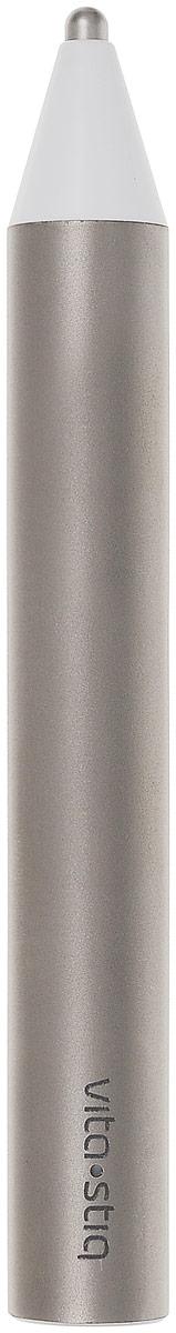 Устройство для измерения витаминов в организме Vitastiq 2, цвет: серый металлик