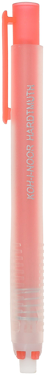 Koh-I-Noor Ластик выдвигающийся цвет краный карандаш koh i noor 8802 1 цвет от 3 лет