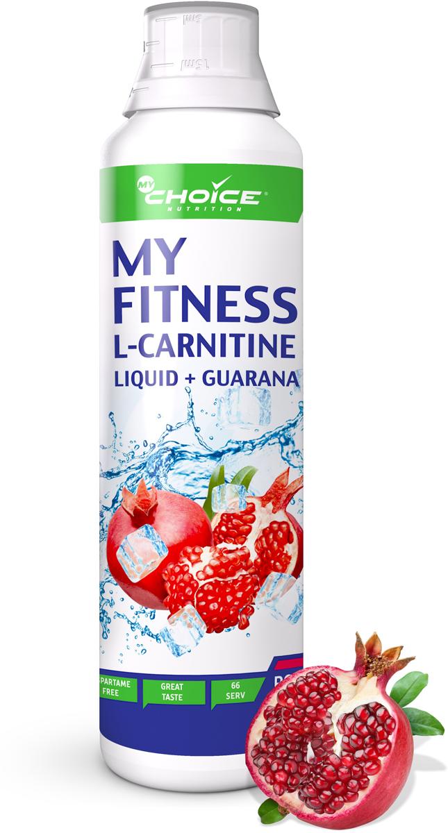 Жидкий концентрат L-карнитина MyChoice Nutrition