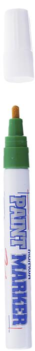 MunHwa Маркер-краска цвет зеленый маркер munhwa spm 04