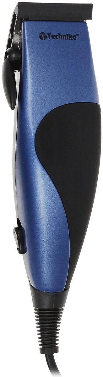 Technika 600 АС, Blue машинка для стрижки600TKAC_blueTechnika 600 АС - машинка для стрижки в эргономичном корпусе. Данная модель оснащена прецизионной режущей головкой и лезвиями из высококачественной нержавеющей стали. Благодаря четырем насадкам вы можете регулировать длину стрижки.