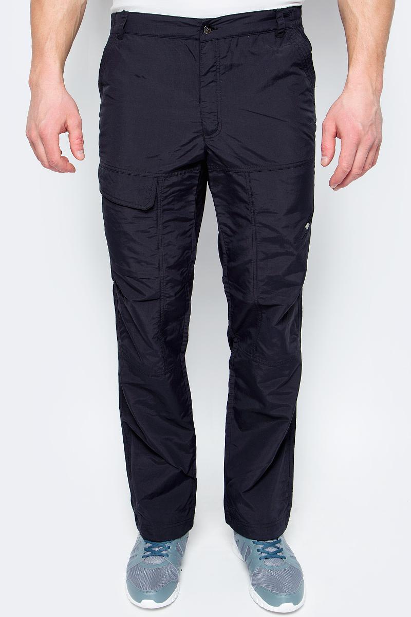 Брюки мужские Icepeak, цвет: черный. 757021574IV_990. Размер 54 цены онлайн