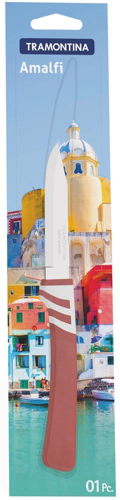 Нож для очистки овощей Tramontina Amalfi, длина лезвия 7,5 см. 23481/173-TR tramontina 23824 068 tr