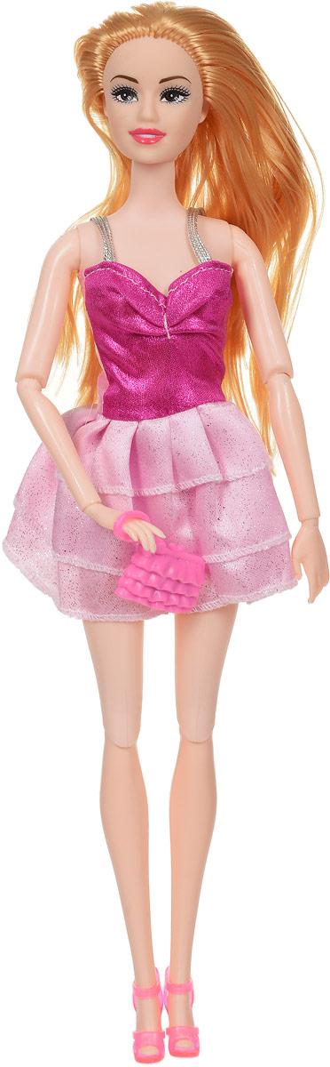 Veld-Co Кукла Модница Шатенка veld co мини кукла mona с черепахой