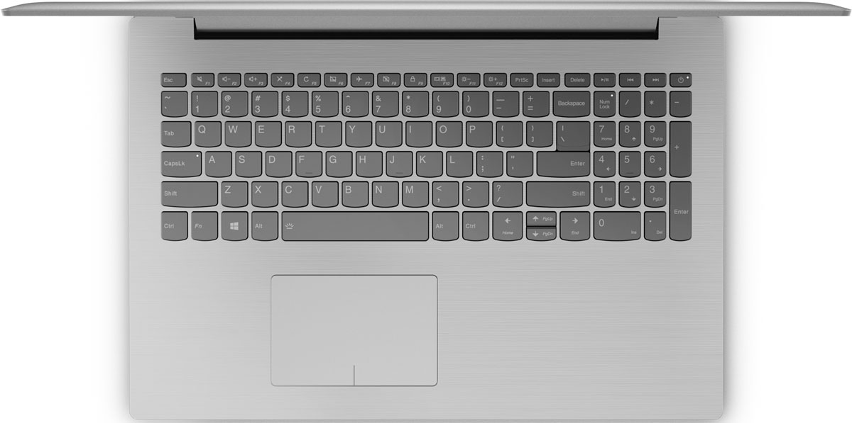 Lenovo IdeaPad 320-15IAP, Grey (80XR001BRK) Lenovo