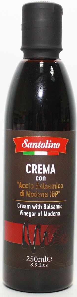 Santolino Бальзамический крем из Модены, 250 мл santolino маслины вяленые 400 г