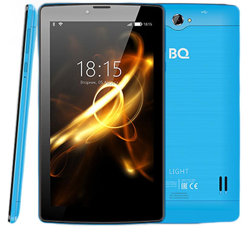 BQ 7083G Light, Blue