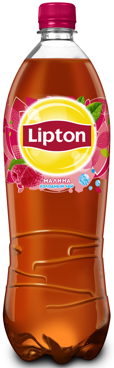 Lipton Ice Tea Малина холодный чай, 1 л 2017 new 2 5 30w car angel eye cob halo ring led drl projector lens driving light 12v 24v drop shippping