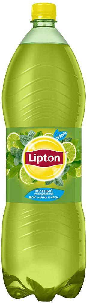 Lipton Ice TeaЛайм-Мята холодный чай, 2 л