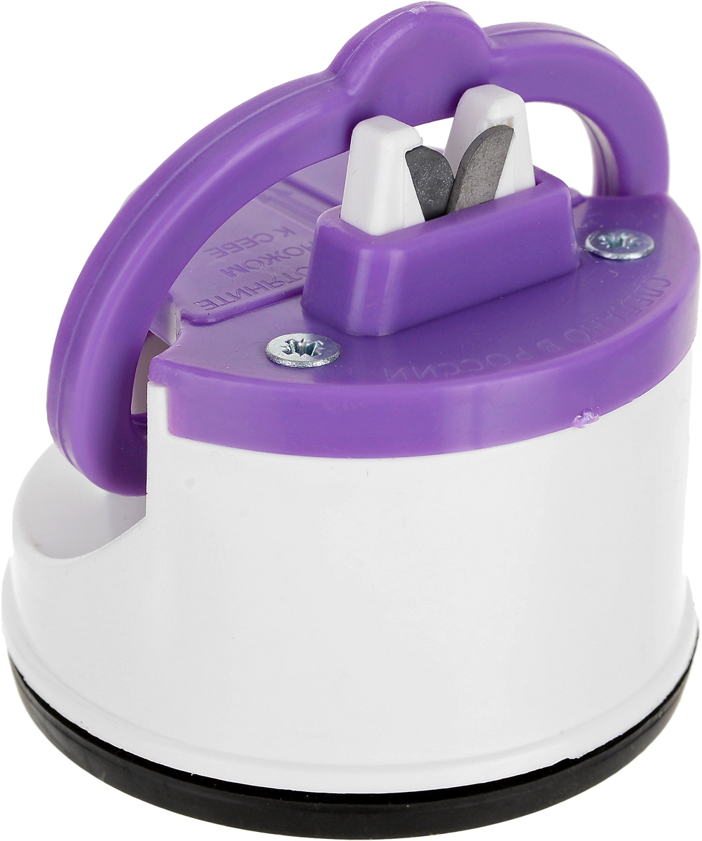 Ножеточка Libra Plast, цвет: фиолетовый. LP0029 смартфон keneksi libra 2 black