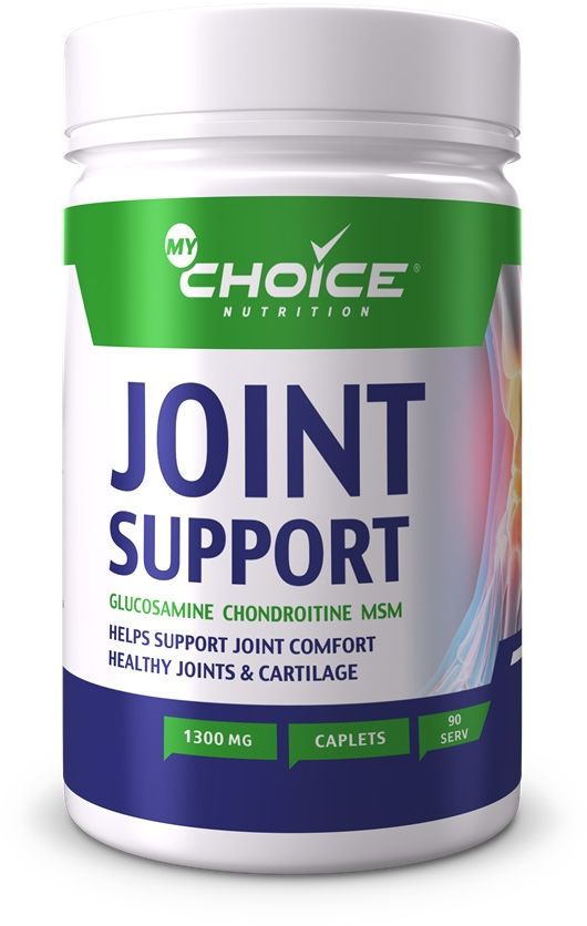 Глюкозамин Хондроитин МСМ (Добавка) MyChoice Nutrition Joint Support, 90 таблеток gipfel ковш genesis 16х9 см 1 5 л