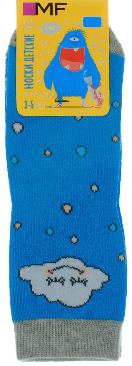Носки для мальчика Mark Formelle, цвет: голубой. 400K-465_6405. Размер 28/30 декор impronta ceramiche square wall blu formelle glitter 12 25x25