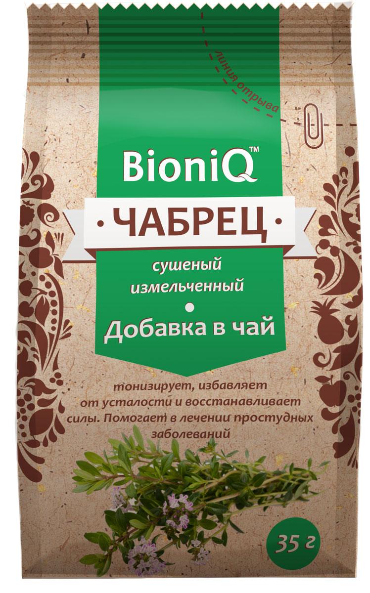 BioniQ Добавка в чай чабрец сушеный, 36 г