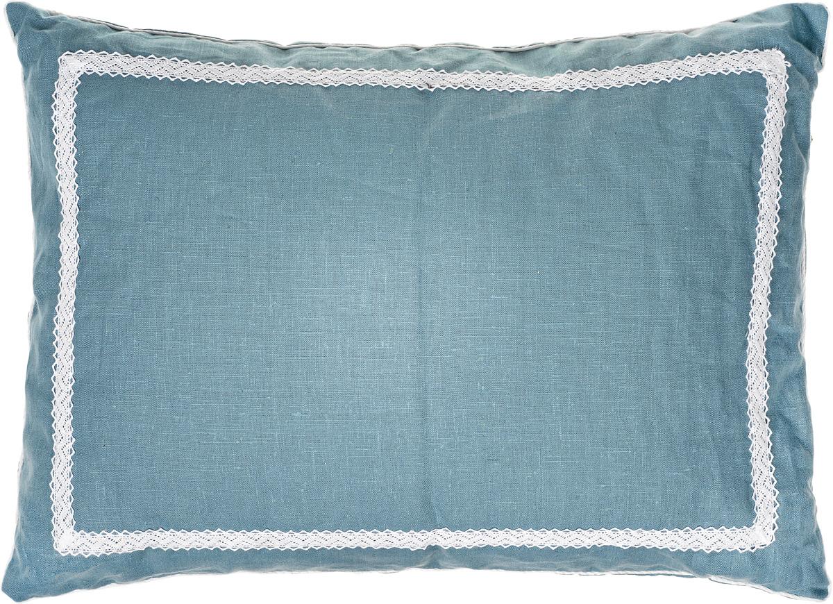 Подушка Bio-Textiles Кедровое очарование Blue, наполнитель: кедр, цвет: бирюзовый, 50 х 70 см. K0B097K0B097Подушка обладает ортопедическим эффектом. Накопитель не склеивается, не накапливаетстатического электричества, гипоаллергенен. Пленка кедрового ореха сдержит эфирное маслокедра и подушка обладает оздоравливающим эффектом, помогает расслабиться и быстрозаснуть.